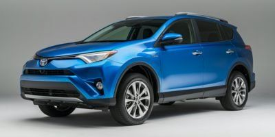 New 2017 Toyota RAV4 Hybrid Limited With Navigation & AWD